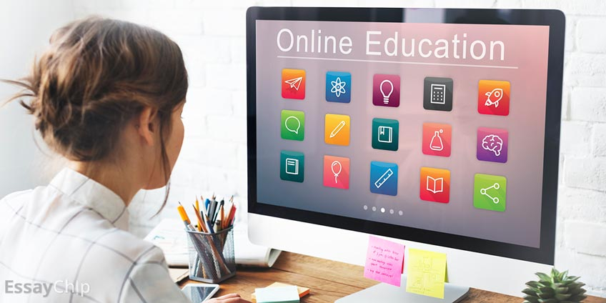 Online Self-Education